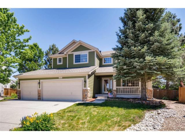 11464 Switzer Park Lane, Parker, CO 80138 (MLS #4069031) :: 8z Real Estate