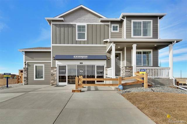 45827 Red Tail Drive, Bennett, CO 80102 (#4069465) :: The DeGrood Team
