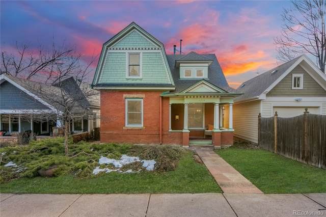 1718 Mapleton Avenue, Boulder, CO 80304 (MLS #4069921) :: 8z Real Estate