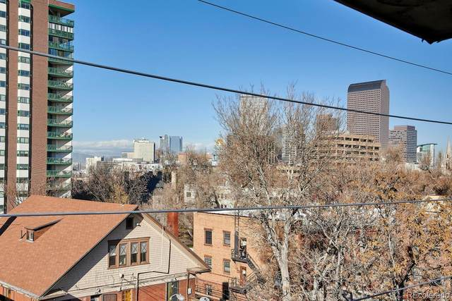 1125 N Washington Street #605, Denver, CO 80203 (#4070053) :: Kimberly Austin Properties