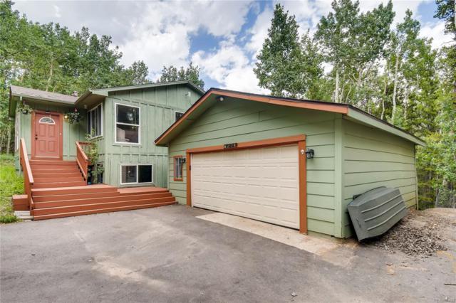 10767 Timothys Drive, Conifer, CO 80433 (MLS #4070120) :: 8z Real Estate