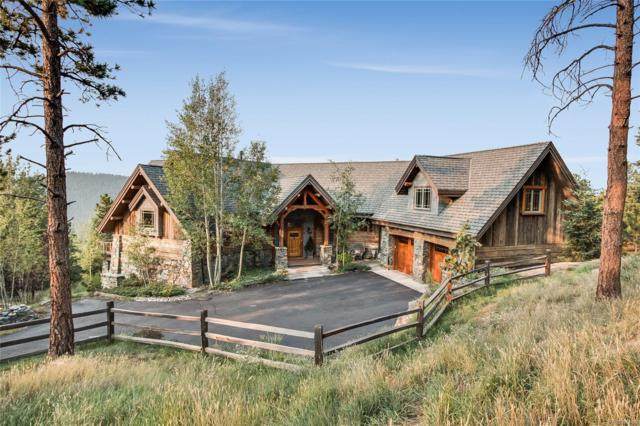 13205 S Resort Drive, Conifer, CO 80433 (#4070265) :: The DeGrood Team