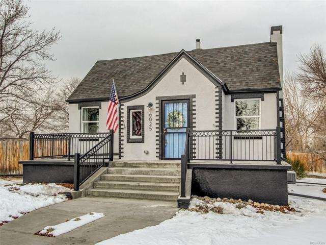 6025 W 41st Avenue, Wheat Ridge, CO 80033 (MLS #4070297) :: 8z Real Estate