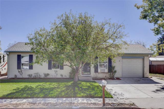 3340 S Garland Way, Lakewood, CO 80227 (#4070316) :: The Peak Properties Group