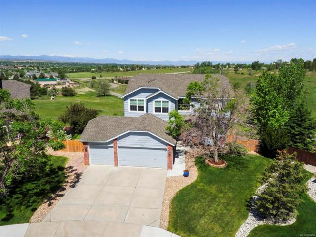 10753 Pikeview Lane, Parker, CO 80138 (#4070682) :: The Heyl Group at Keller Williams