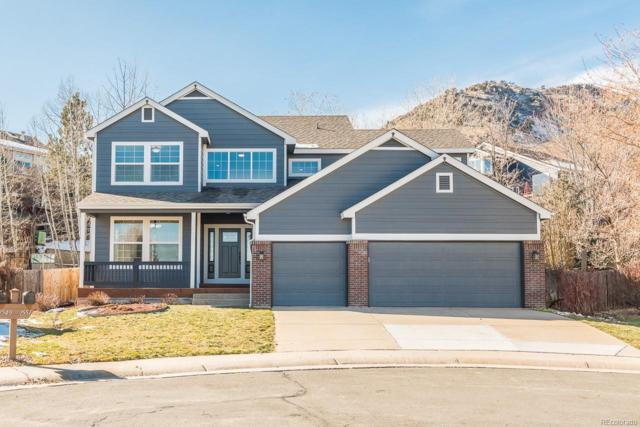 1551 Cougar Court, Golden, CO 80403 (#4071061) :: The DeGrood Team