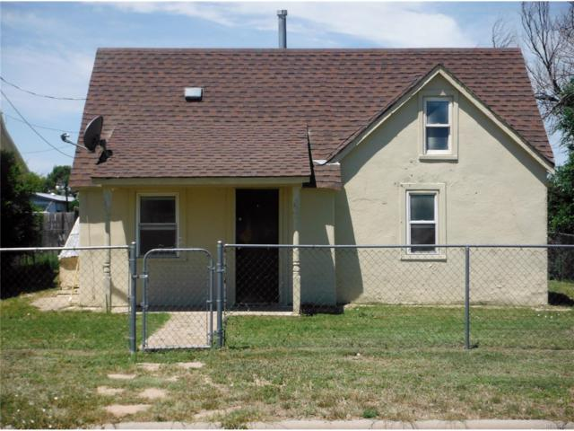 112 S Slater, Eads, CO 81036 (MLS #4071080) :: 8z Real Estate