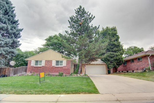 3094 S Holly Place, Denver, CO 80222 (#4071170) :: The Healey Group