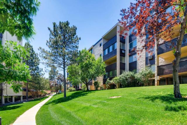 6960 E Girard Avenue #106, Denver, CO 80224 (#4071864) :: HomeSmart Realty Group
