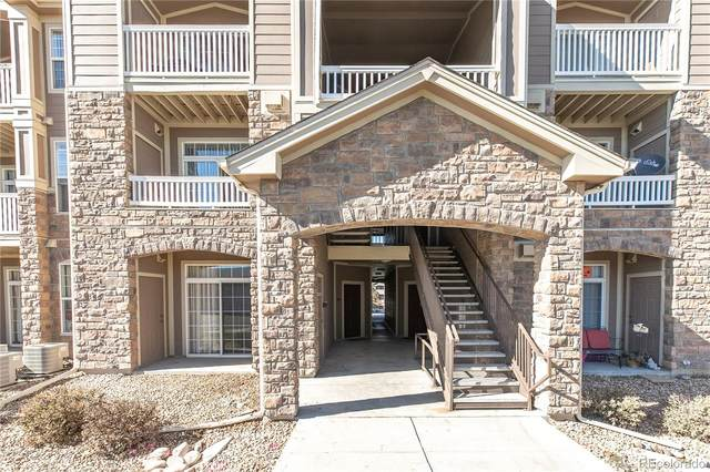 7440 S Blackhawk Street #4104, Englewood, CO 80112 (#4071937) :: Real Estate Professionals