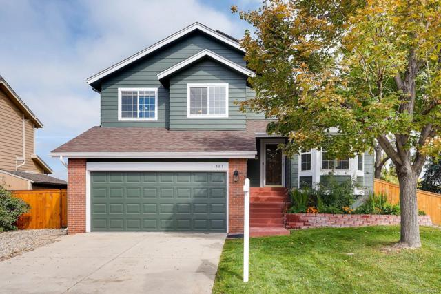 1367 Ascot Avenue, Highlands Ranch, CO 80126 (#4072478) :: The City and Mountains Group