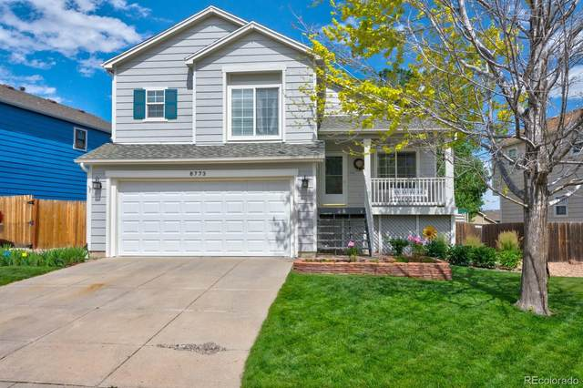 8773 Wildrye Circle, Parker, CO 80134 (#4072560) :: Bring Home Denver with Keller Williams Downtown Realty LLC