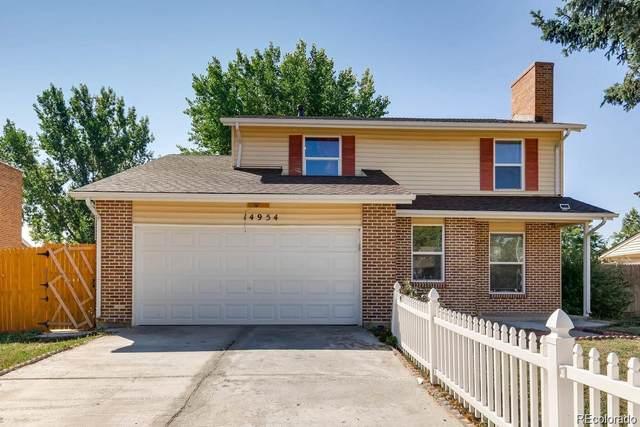 14954 E Arkansas Drive, Aurora, CO 80012 (#4072827) :: The Peak Properties Group