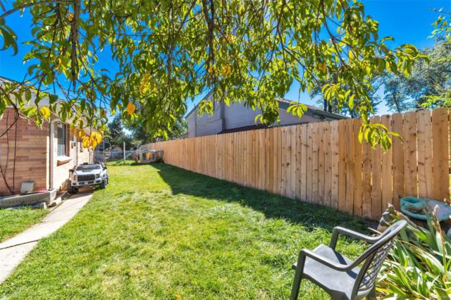 683 S Newton Street, Denver, CO 80219 (#4072984) :: The Griffith Home Team