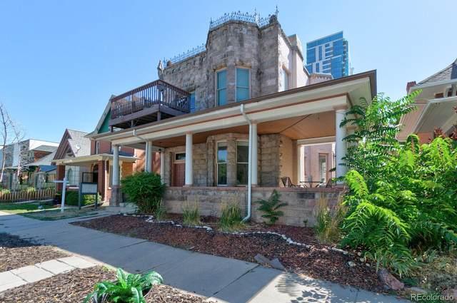 54 S Emerson Street #1, Denver, CO 80209 (#4073127) :: The Scott Futa Home Team