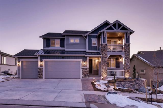 12516 Hawk Stone Drive, Colorado Springs, CO 80921 (MLS #4073611) :: Kittle Real Estate