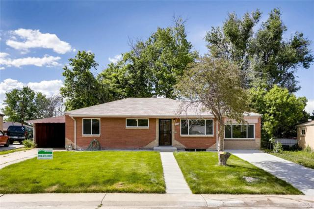 1427 S Wolcott Way, Denver, CO 80219 (#4073697) :: My Home Team