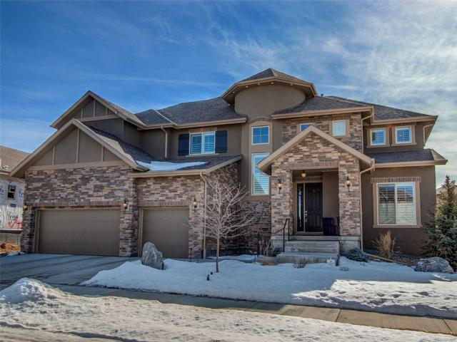 22198 Boundstone Drive, Parker, CO 80138 (#4073764) :: The Heyl Group at Keller Williams
