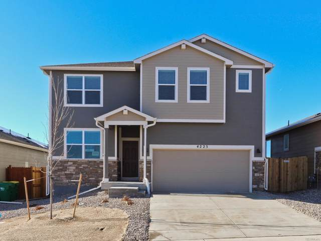 4225 S Nepal Circle, Aurora, CO 80013 (#4073827) :: The Brokerage Group