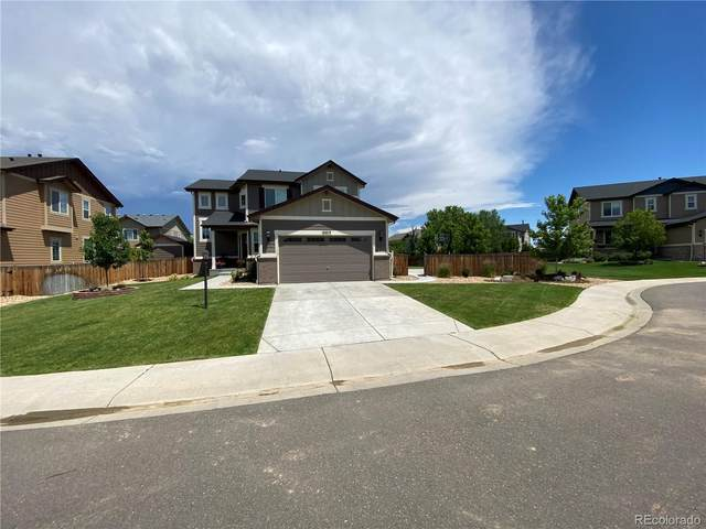 6409 Twilight Avenue, Firestone, CO 80504 (#4073934) :: The DeGrood Team