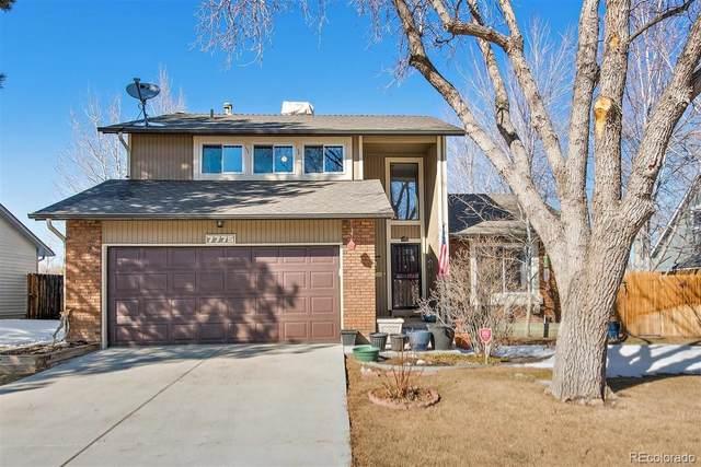 7775 W Ontario Place, Littleton, CO 80128 (#4073983) :: Venterra Real Estate LLC