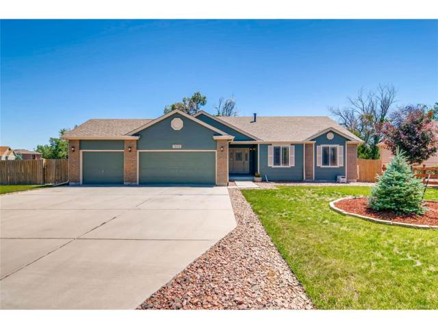 7675 High Gate Drive, Fountain, CO 80817 (MLS #4074029) :: 8z Real Estate