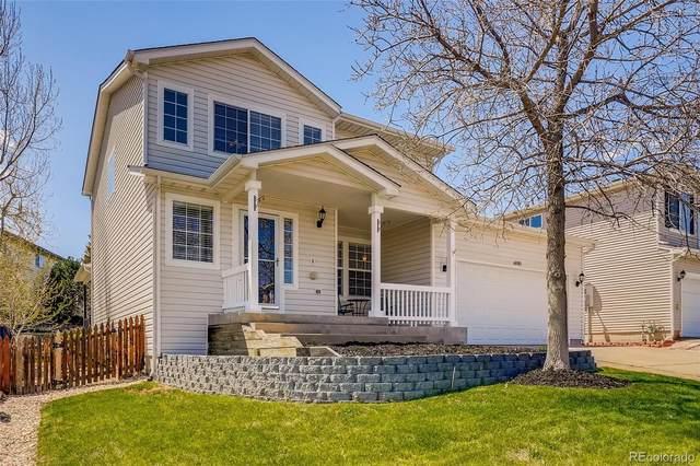 10785 Mount Antero Way, Parker, CO 80138 (#4074113) :: Colorado Home Finder Realty