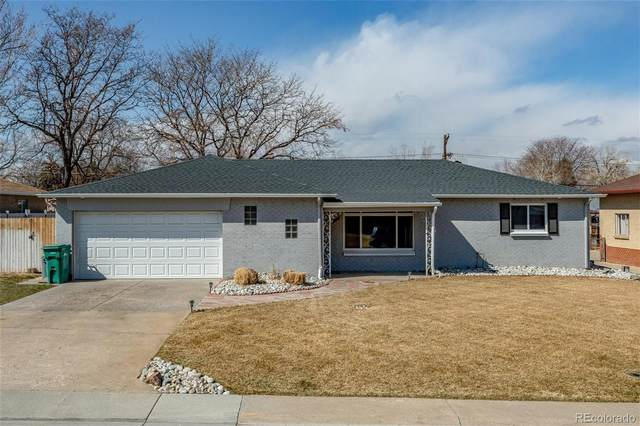 4665 Reed Street, Wheat Ridge, CO 80033 (#4074143) :: The Griffith Home Team