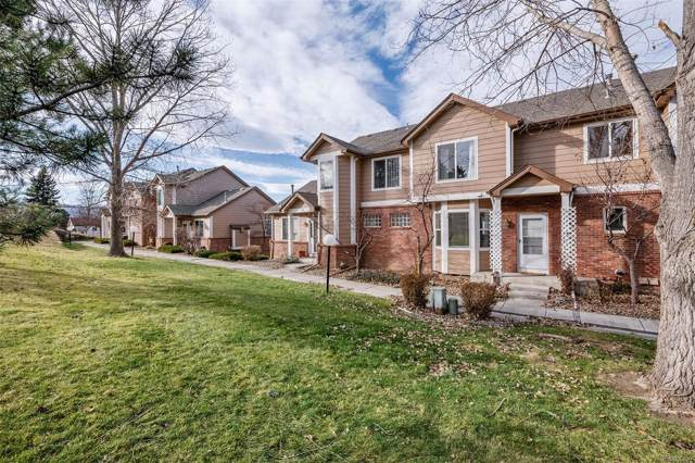 7600 W Coal Mine Avenue D, Littleton, CO 80123 (#4074299) :: James Crocker Team