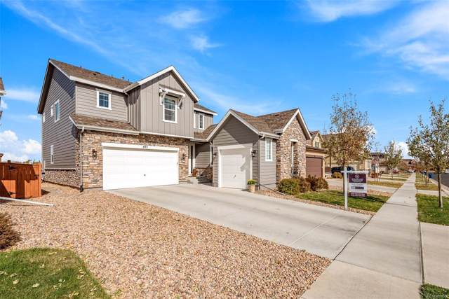 593 W 172nd Place, Broomfield, CO 80023 (MLS #4074790) :: 8z Real Estate