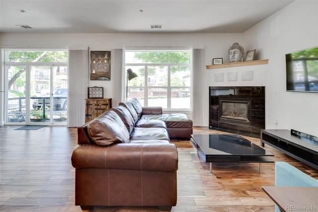 5677 Park Place 111B, Greenwood Village, CO 80111 (MLS #4075198) :: Find Colorado