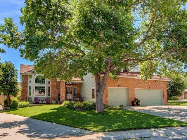 7760 S Huron Place, Littleton, CO 80120 (#4075581) :: Mile High Luxury Real Estate