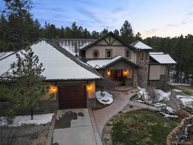10231 Democrat Road, Parker, CO 80134 (#4075881) :: Wisdom Real Estate