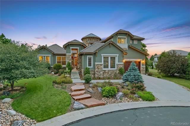5769 Daniels Gate Place, Castle Pines, CO 80108 (MLS #4076329) :: 8z Real Estate