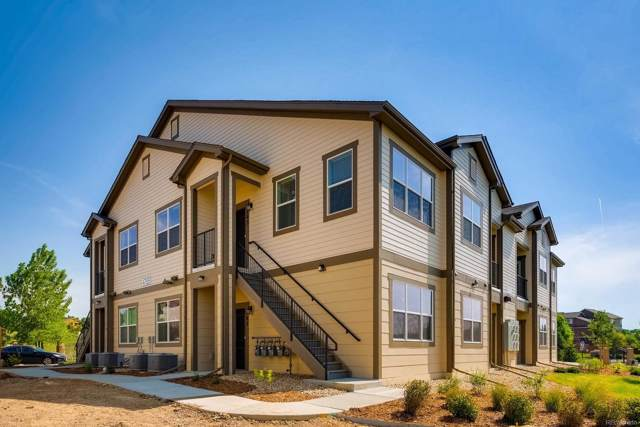 4605 Copeland Loop #202, Highlands Ranch, CO 80126 (#4076433) :: The Galo Garrido Group
