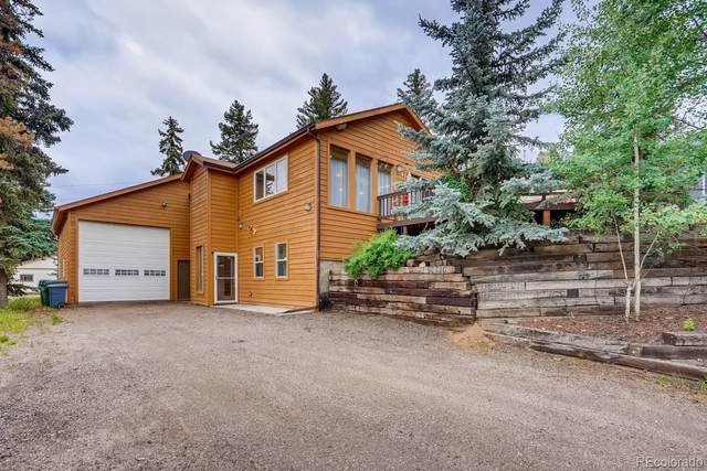26904 Grey Moose Trail, Conifer, CO 80433 (#4076818) :: The DeGrood Team