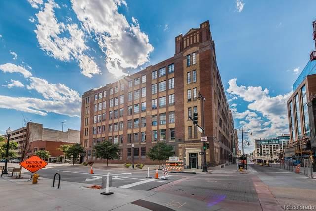 1863 Wazee Street 4H, Denver, CO 80202 (#4077208) :: Kimberly Austin Properties
