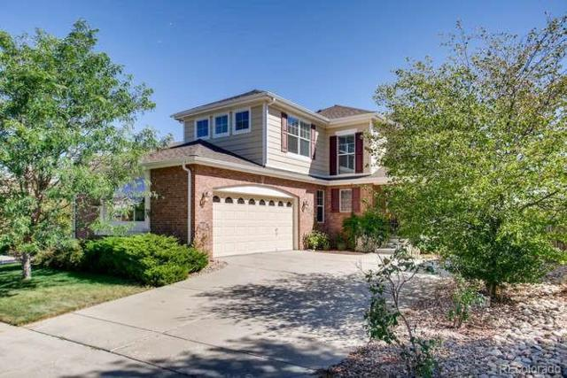 4764 S Eaton Park Way, Aurora, CO 80016 (#4077294) :: The Tamborra Team