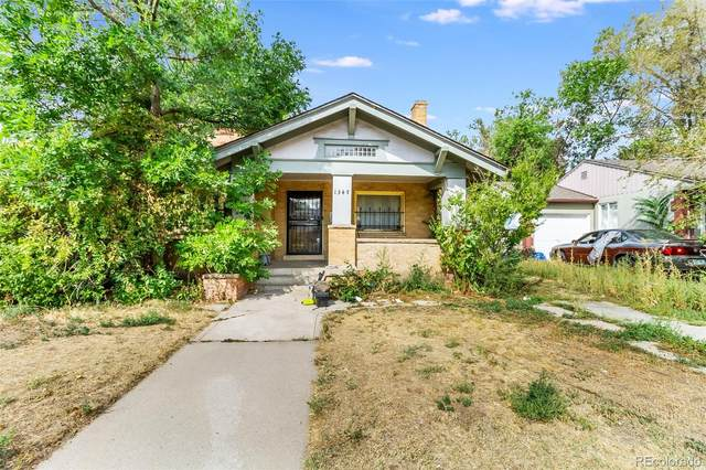 1345 Chester Street, Aurora, CO 80010 (MLS #4077568) :: Neuhaus Real Estate, Inc.