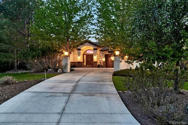 8494 Sawgrass Drive, Lone Tree, CO 80124 (#4077625) :: The Harling Team @ HomeSmart