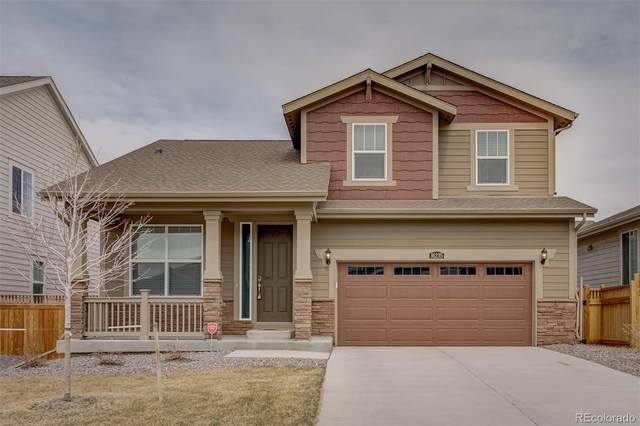 16235 Lanceleaf Place, Parker, CO 80134 (#4078003) :: My Home Team