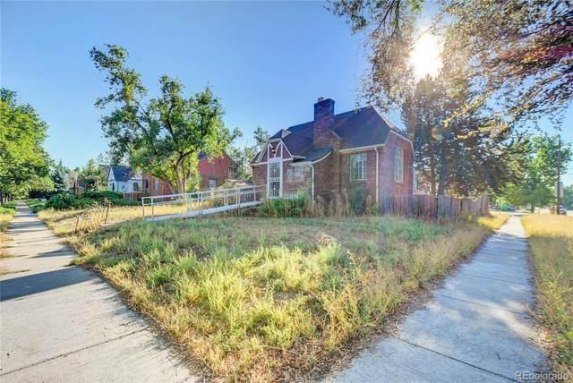 2291 Krameria Street, Denver, CO 80207 (MLS #4078109) :: 8z Real Estate