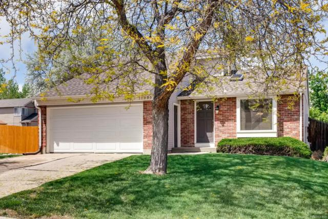 10999 W Fair Avenue, Littleton, CO 80127 (#4078160) :: The Pete Cook Home Group