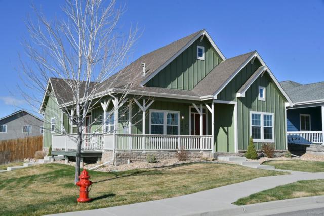 6649 14th Street, Frederick, CO 80530 (#4078250) :: The Peak Properties Group