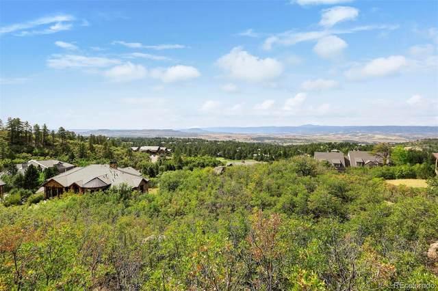 1027 Anaconda Drive, Castle Rock, CO 80108 (#4078292) :: The Brokerage Group