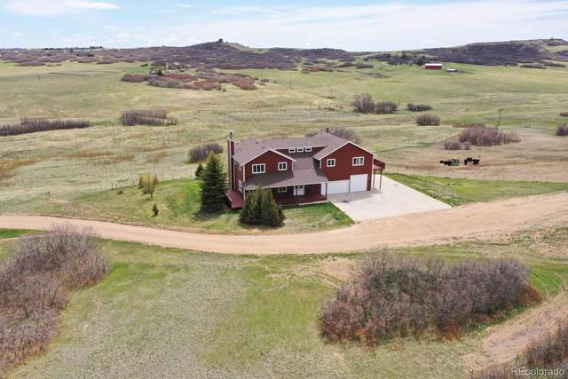 6257 Lake Gulch Road, Castle Rock, CO 80104 (#4078776) :: The DeGrood Team
