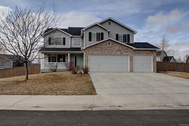 1351 Oldfield Street, Castle Rock, CO 80104 (#4078905) :: The Peak Properties Group