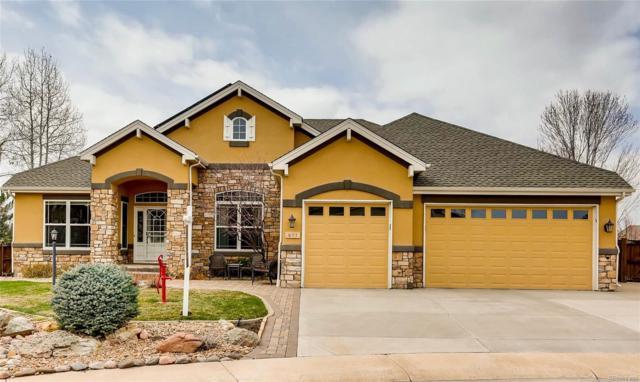 877 Foursome Drive, Castle Rock, CO 80104 (MLS #4079057) :: 8z Real Estate
