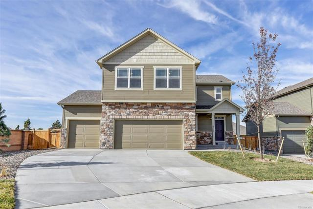 2049 Shadow Rider Circle, Castle Rock, CO 80104 (#4079111) :: The DeGrood Team