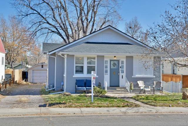 3244 S Ogden Street, Englewood, CO 80113 (#4079618) :: Bring Home Denver with Keller Williams Downtown Realty LLC